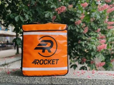 Український сервіс Rocket запустив цілодобову доставку в Києві та Одесі