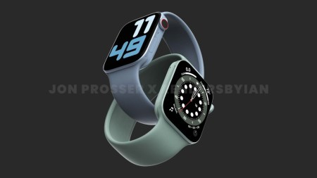 Apple Watch Series 7 выйдут в новых размерах — 41 мм и 45 мм