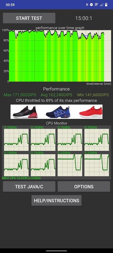 Обзор смартфона vivo V21e