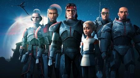 Disney+ официально продлил анимационный сериал Star Wars: The Bad Batch на второй сезон, он выйдет в 2022 году