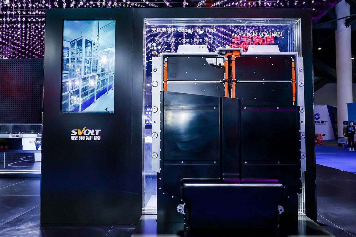 Китайский SVOLT анонсировал «первые» автомобильные аккумуляторы без кобальта, готовые к серийному выпуску - ITC.ua