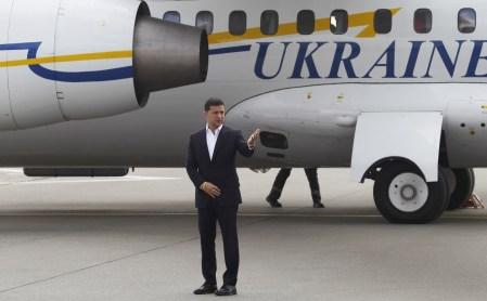 Офіс президента залучив французьку консалтингову компанію Aerogestion до створення національного авіаперевізника України