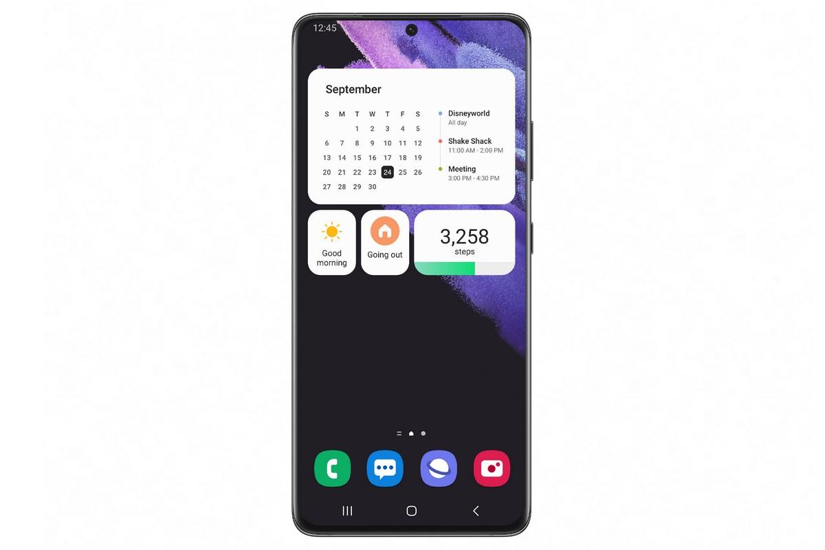 Samsung выпустила публичную бету One UI 4.0 на базе Android 12 для Galaxy S21 - ITC.ua