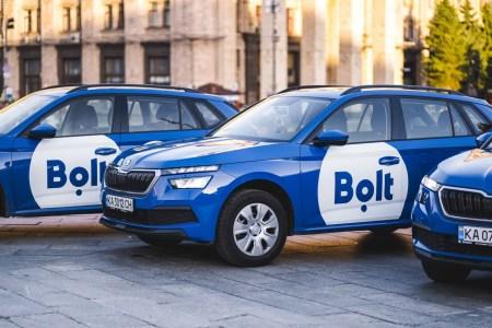 Таксі-сервіс Bolt запускає категорії Pets та Delivery ще в 10 містах України
