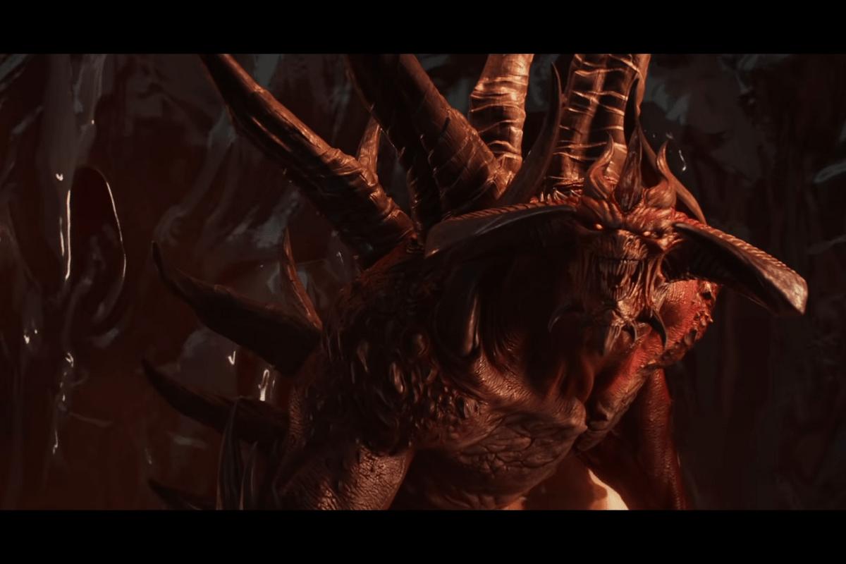 «Ад приближается». Blizzard показала новый кинематографический трейлер Diablo II: Resurrected - ITC.ua