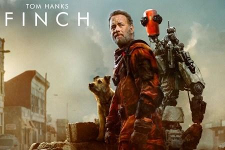 «Апокалипсис, робот и собака»: Вышел первый трейлер фантастического фильма «Финч» / Finch с Томом Хэнксом в главной роли (премьера — 5 ноября)