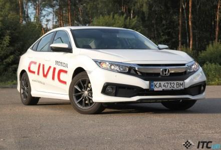 Тест-драйв Honda Civic 2021: ТОП-5 вопросов и ответов