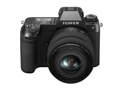 Fujifilm анонсировала свою самую доступную среднеформатную камеру GFX 50S II и несколько объективов