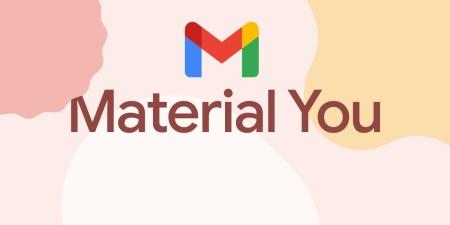 Некоторым пользователям Gmail на Android 12 стал доступен новый дизайн в стиле Material You