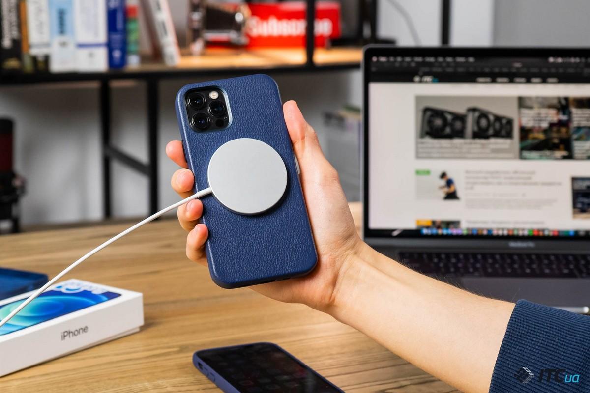 Американский регулятор сертифицировал обновленное ЗУ Apple MagSafe, протестированное на совместимость с «четырьмя новыми телефонами» - ITC.ua