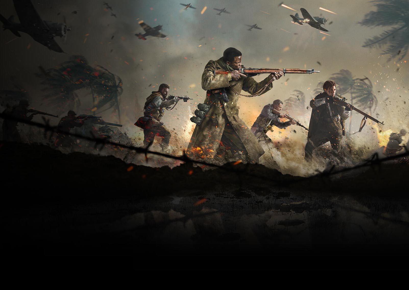 Разработчики анонсировали скорый бета-тест мультиплеера Call of Duty: Vanguard и новую карту в Call of Duty: Warzone - ITC.ua