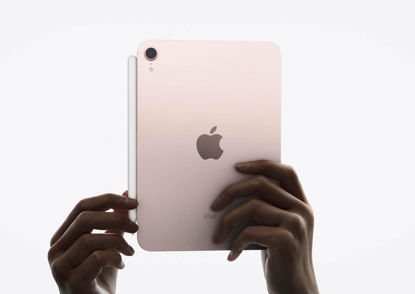Apple анонсировала новый iPad Mini с более тонкими рамками, портом USB-C, поддержкой 5G и Apple Pencil 2-го поколения - ITC.ua