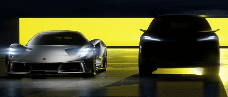 Lotus откроет в Китае офис и фабрику, где в ближайшие пять лет выпустит четыре электромобиля - пару купе и пару кроссоверов