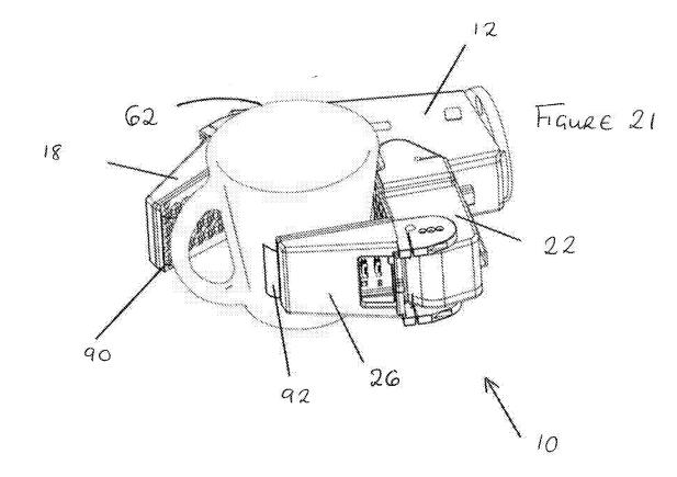 Dyson запатентовала конструкции для роботов, поднимающихся по лестнице и удерживающих кружку