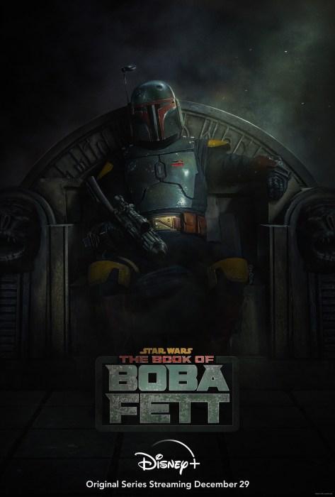 Disney+ объявил дату премьеры нового сериала «The Book of Boba Fett» по вселенной Star Wars - он выйдет 29 декабря 2021 года