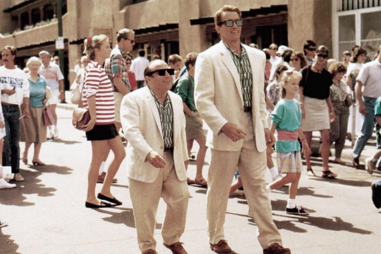 """Айван Райтман снимет сиквел комедийного боевика """"Близнецы"""" под названием """"Тройняшки"""" / Triplets, где главные роли сыграют Арнольд Шварценеггер, Дэнни Де Вито и Трейси Морган"""