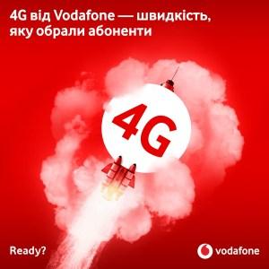 У другому кварталі 2021 року Vodafone Україна розширив територію 4G-покриття на 3035 населених пунктів