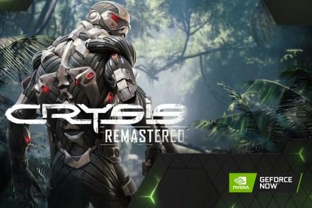 Теперь на любом ПК можно играть в Crysis — каталог сервиса GeForce Now пополнил Crysis Remastered