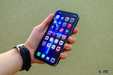 В Україні відкрилися попередні продажі iPhone 13 — від 26 499 грн за базовий iPhone 13 mini до 59 999 за топовий iPhone 13 Pro Max