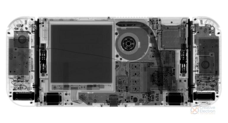 Видео дня: iFixit разобрал новую консоль Nintendo Switch OLED и сравнил ее внутренности со стандартной версией