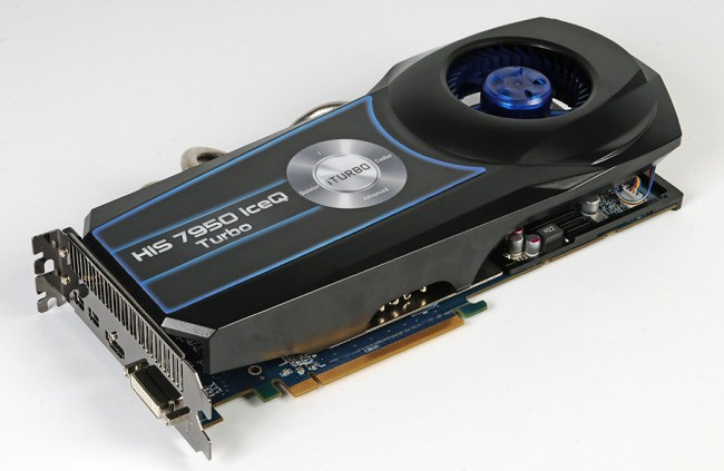 Обзор видеокарты HIS HD7950 IceQ Turbo 3GB