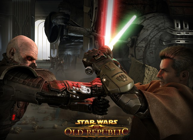 Обзор Star Wars: The Old Republic
