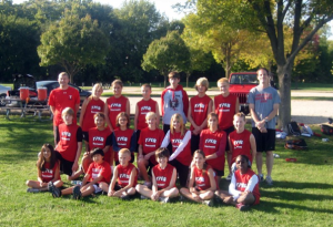 Yorkville Middle School 2008 Team