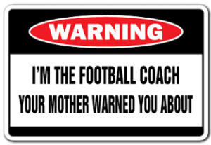 coach warning
