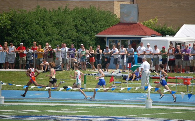 East St. Louis, Algonquin Jacobs, York, Quincy and Glenbard South still in the mix.