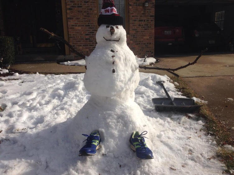 The Joy of Being Serious- A Winter Training Case Study