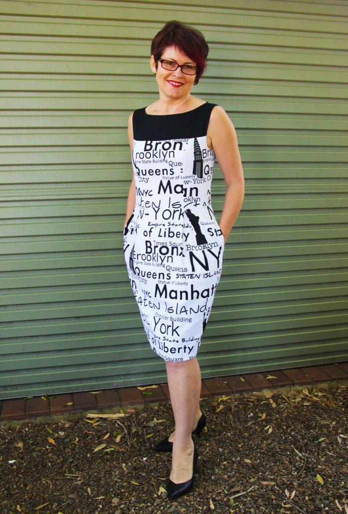 Ann's Marbella Dress