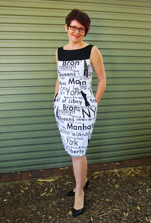 Ann's Marbella Dress - PDF Sewing Pattern