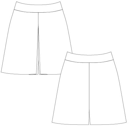 Pleated/No Pleat Front