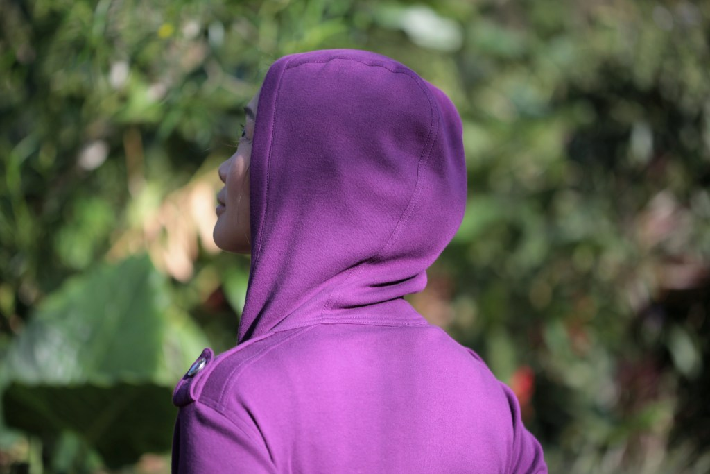 Itch To Stitch Jacqueline Hoodie PDF Sewing Pattern
