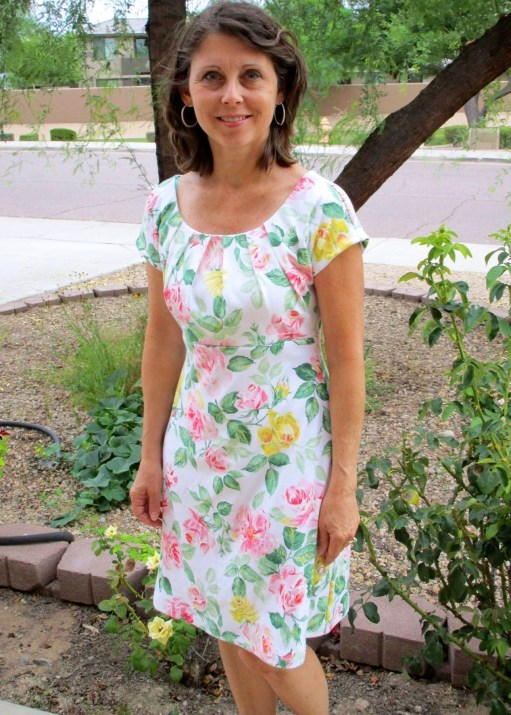 Itch to Stitch Kathryn Top & Dress PDF Sewing Pattern