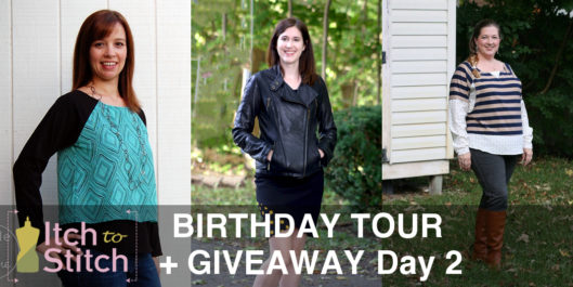 Itch to Stitch Birthday Tour Day 2