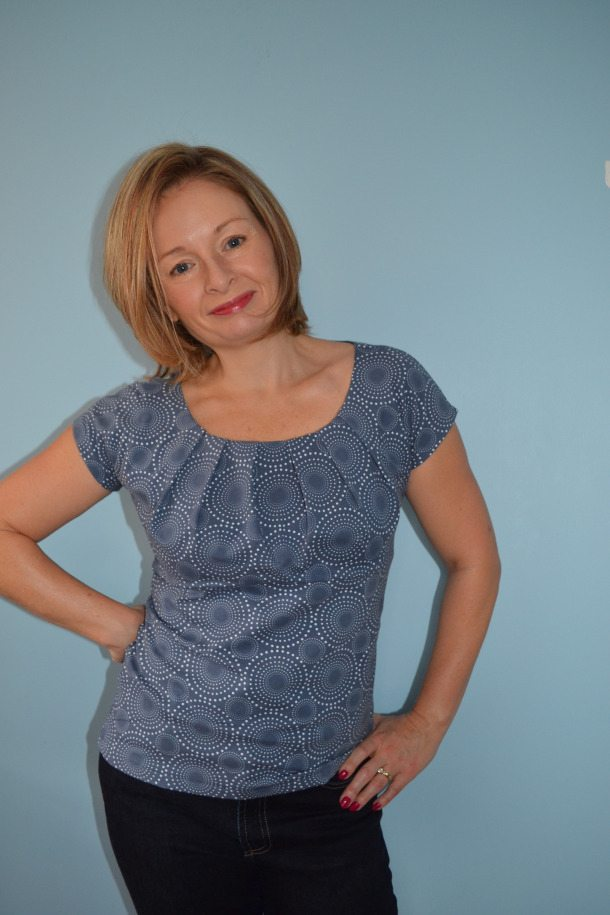 Itch to Stitch Birthday Tour - Lucie's Kathryn Top