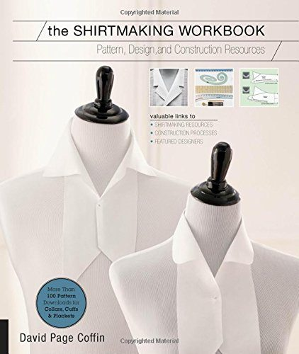 the Shirtmaking Workbook - Itch to Stitch birthday giveaway