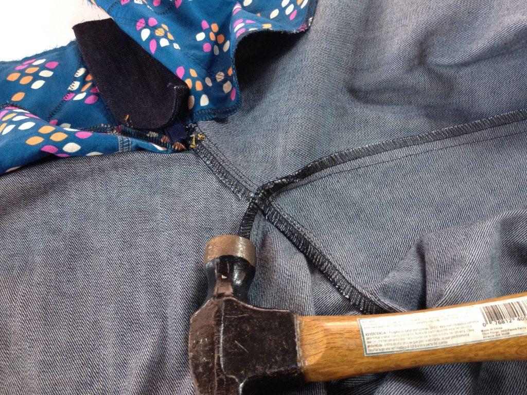 Liana Stretch Jeans Sewalong Day 9 Sew Inseam