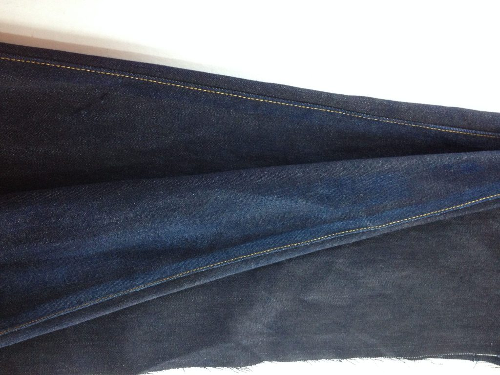 Liana Stretch Jeans Sewalong Day 9 Sew Inseam