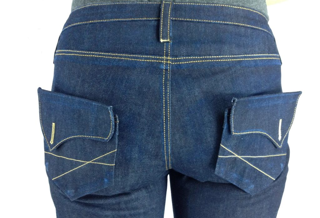 Liana Stretch Jeans Sewalong Day 10
