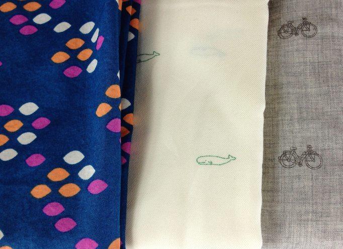 Liana Jeans Sewalong Day 1 - Lining Fabric