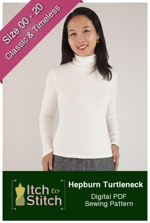 Image result for hepburn turtleneck