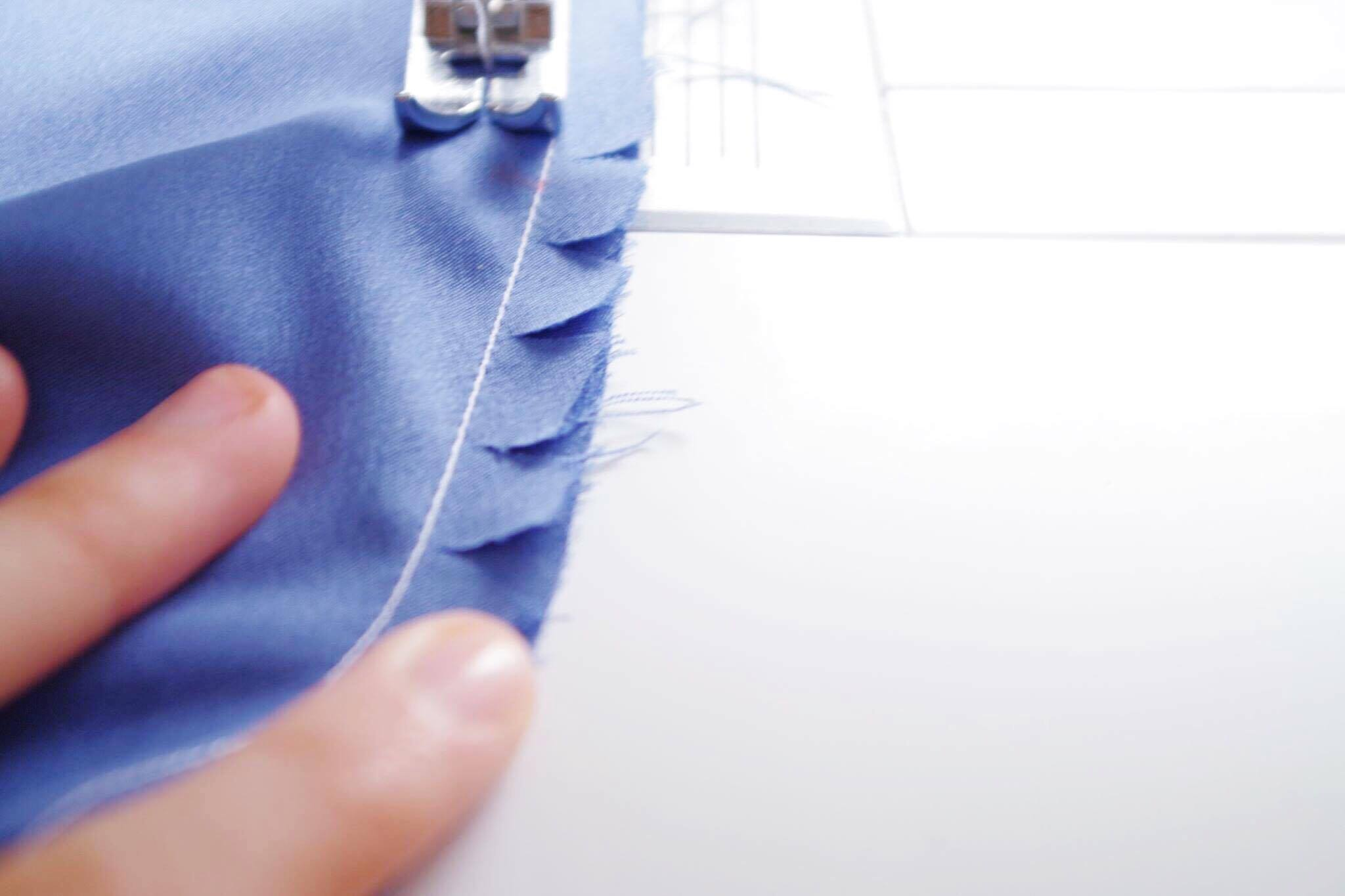 Seven Steps to Sewing Smooth Princess Seams