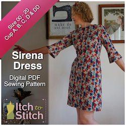 SirenaDressPDFSewingPattern250x250