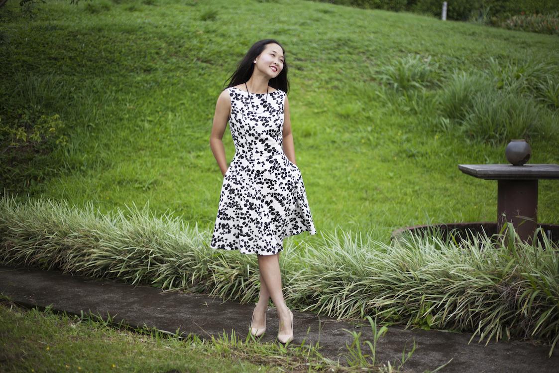Free Marbella Dress Pattern Half-circle Skirt Add-on