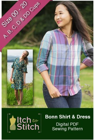 Itch to Stitch Bonn Shirt & Dress