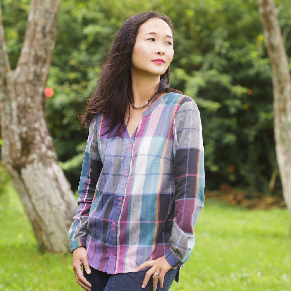 Bonn Shirt & Dress PDF Sewing Pattern