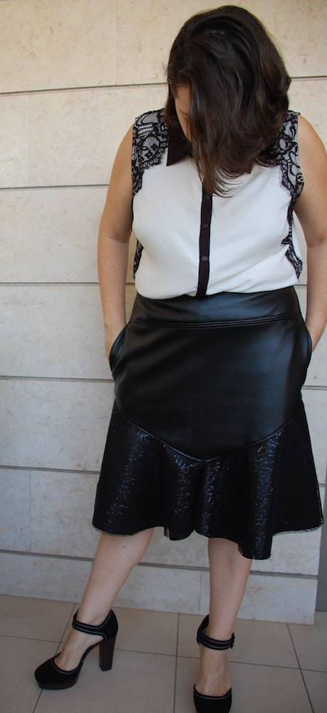 Vientiane Skirt PDF Sewing Pattern