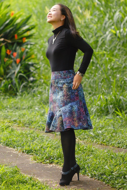Itch to Stitch Vientiane Skirt